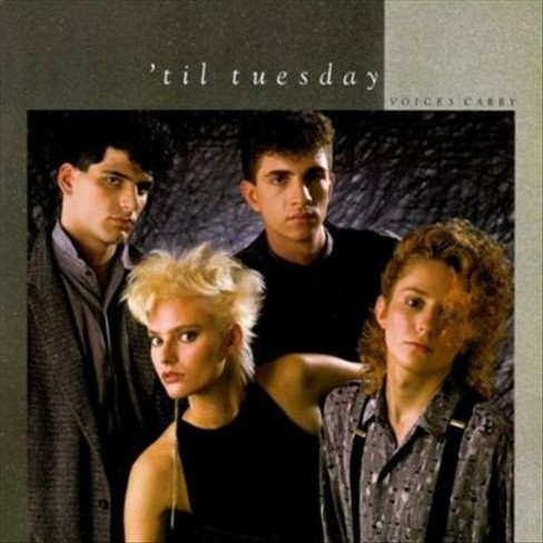 Til Tuesday - Voices Carry (Vinyl) - image 1 of 1