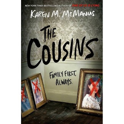The Cousins - by Karen M McManus (Hardcover)
