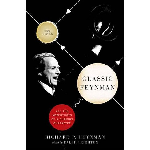 Classic Feynman - by  Richard P Feynman (Mixed Media Product) - image 1 of 1