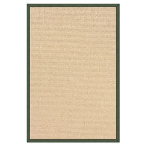 Athena Wool Area Rug - Green (8' X11') - image 1 of 1