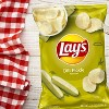 Lay's Dill Pickle Flavored Potato Chips - 7.75oz - image 3 of 3