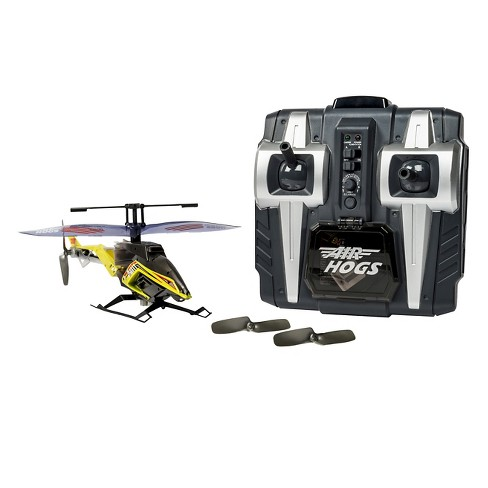 Air Hogs RC Axis 400x R/C Helicopter - Yellow - image 1 of 8