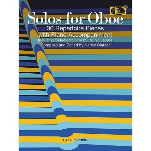 Carl Fischer Solos For Oboe Book - image 1 of 1
