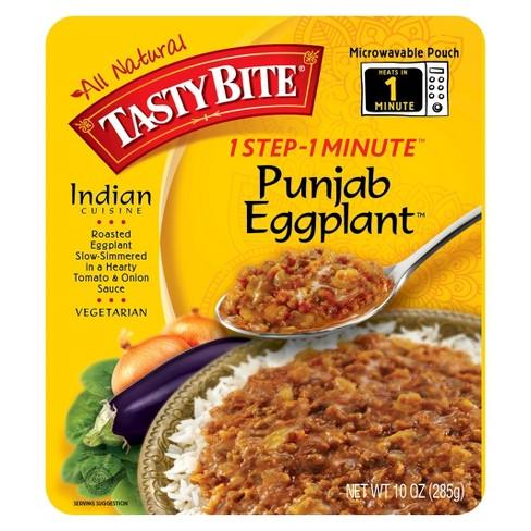 Tasty Bite 1 Step Punjab Eggplant Indian Cuisine 10 oz - image 1 of 1