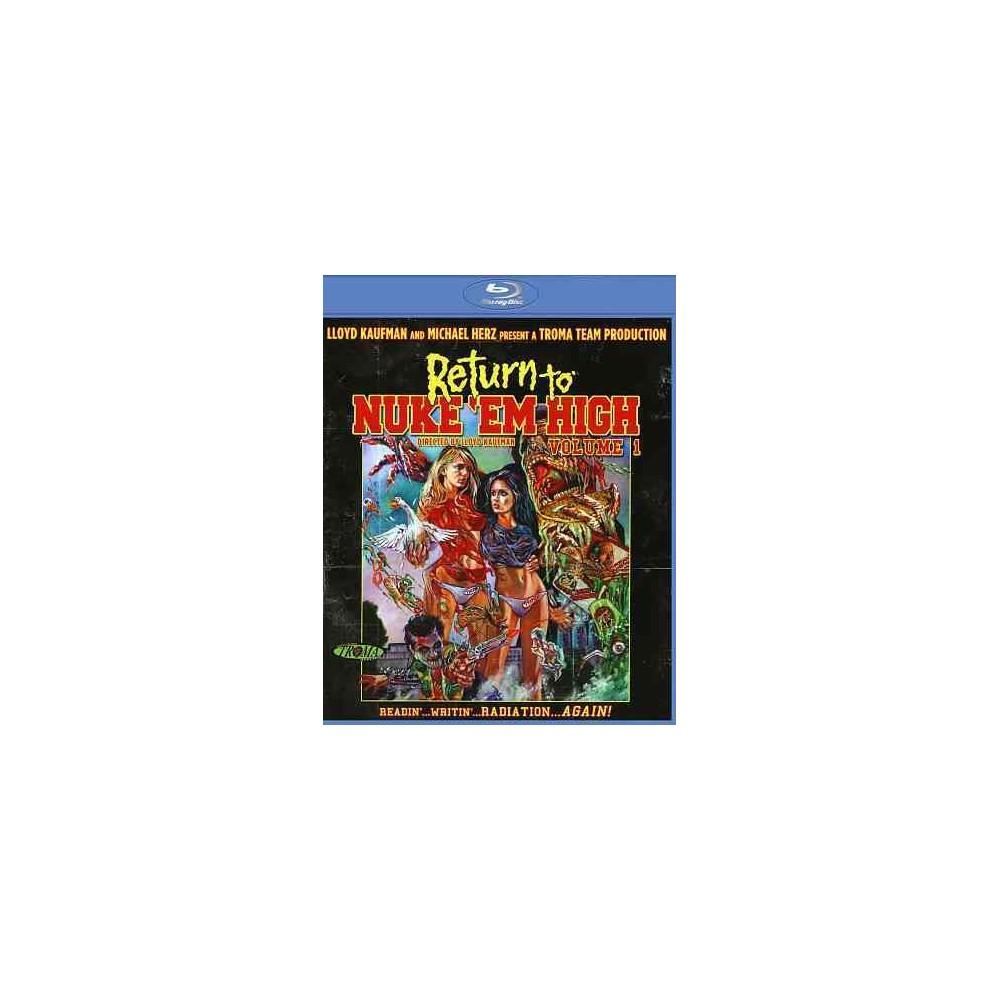 Return To Nuke Em High Vol 1 (Blu-ray)