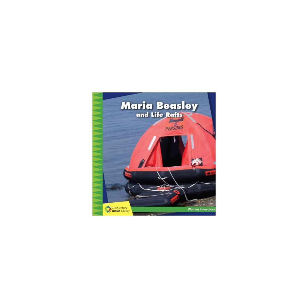 Maria Beasley and Life Rafts (Paperback) (Ellen Labrecque)