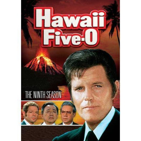Hawaii Five-O: The Ninth Season (DVD) - image 1 of 1