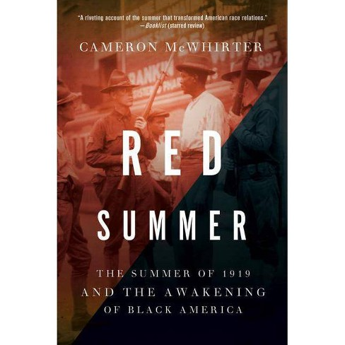Red Summer - by  Cameron McWhirter (Paperback) - image 1 of 1