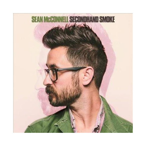 Sean McConnell - Secondhand Smoke (CD) - image 1 of 1