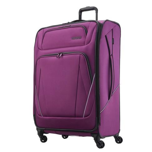 "American Tourister 28"" Superset Suitcase - Grape Juice - image 1 of 4"
