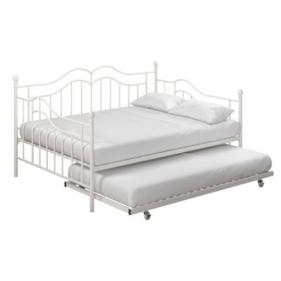 Traci Metal Daybed and Trundle - Room & Joy