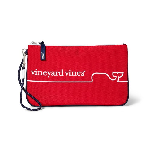 Whale Line Pouch - Large - Red - vineyard vines® for Target - image 1 of 4