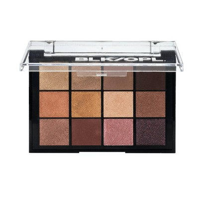 Black Opal 12-Well Eyeshadow Palette - 0.42oz