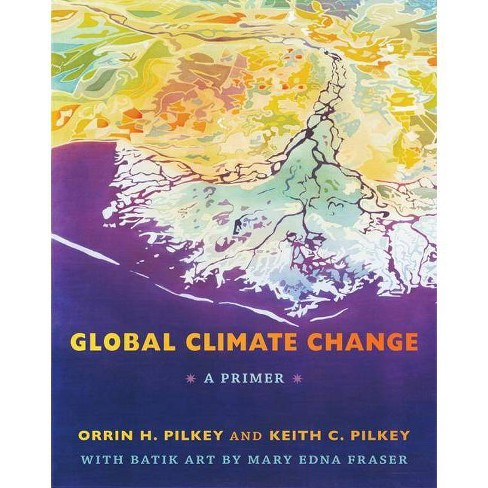 Global Climate Change - by  Orrin H Pilkey & Keith C Pilkey (Paperback) - image 1 of 1