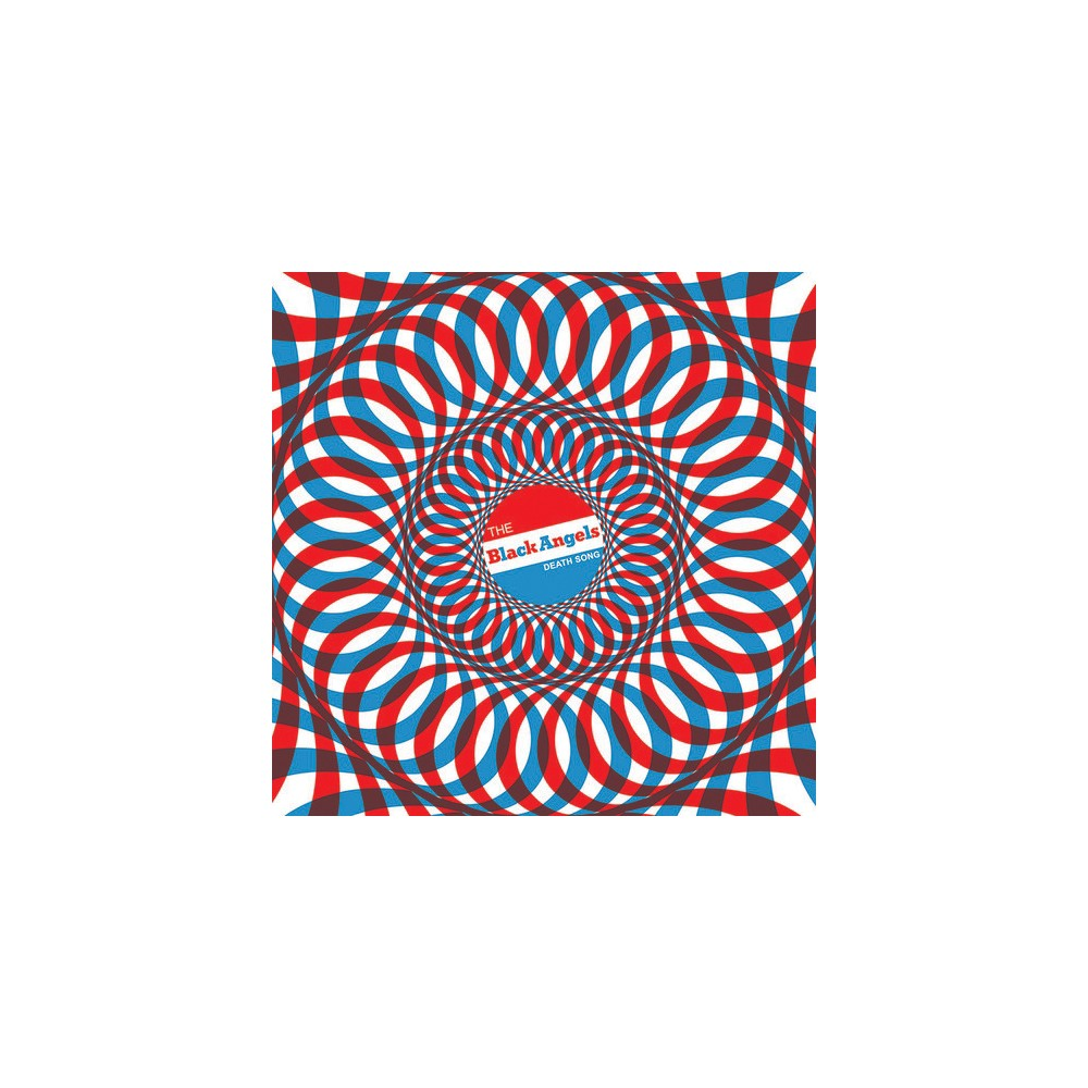 Black Angels - Death Song (CD) Spin -  [M]astering a droning, garage-rock woozieness that's rooted in the past, but fully present in the moment. Unsurprisingly dour, Death Song is an perfect encapsulation of the mood of the past year.  Magnet -  The Black Angels have always had a knack for blurring the line between spiraling psych/garage and blunt-edged hard rock, and they waste no time in showing off that skill on opening cut 'Currency.'  Paste (magazine) -  It's as if the Texas psych-garage mainstays have now fully mapped the edges of their sound and that this process has allowed them to return with an extreme vengeance to the dead center of what they are.  Disc 1 1. Currency 2. I'd Kill for Her 3. Half Believing 4. Comanche Moon 5. Hunt Me Down 6. Grab as Much (As You Can) 7. Estimate 8. I Dreamt 9. Medicine 10. Death March 11. Life Song