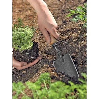 Gardener's Supply Company Premium Hand Forged Trowel Lifetime Guarantee - Gardener's Supply Company