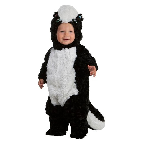 Palamon Precious Skunk Infant Costume - image 1 of 1