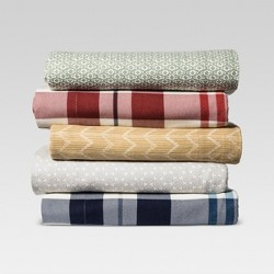 Printed Flannel Sheet Set - Threshold™