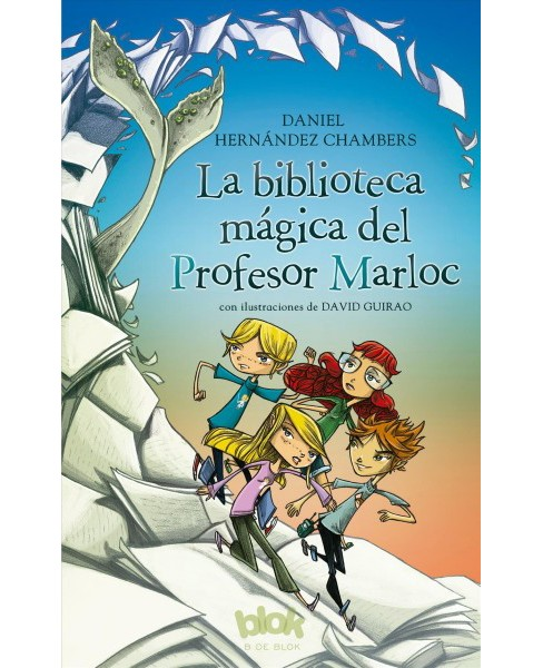 La biblioteca mágica del professor Marloc / The Magic Library -  (Paperback) - image 1 of 1