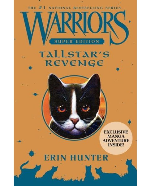 Tallstar's Revenge (Hardcover) by Erin Hunter - image 1 of 1