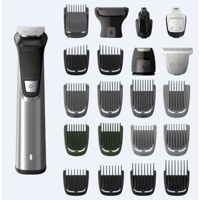 Philips Norelco Multigroom Series 9000 Men's Rechargeable Trimmer - MG7770/49