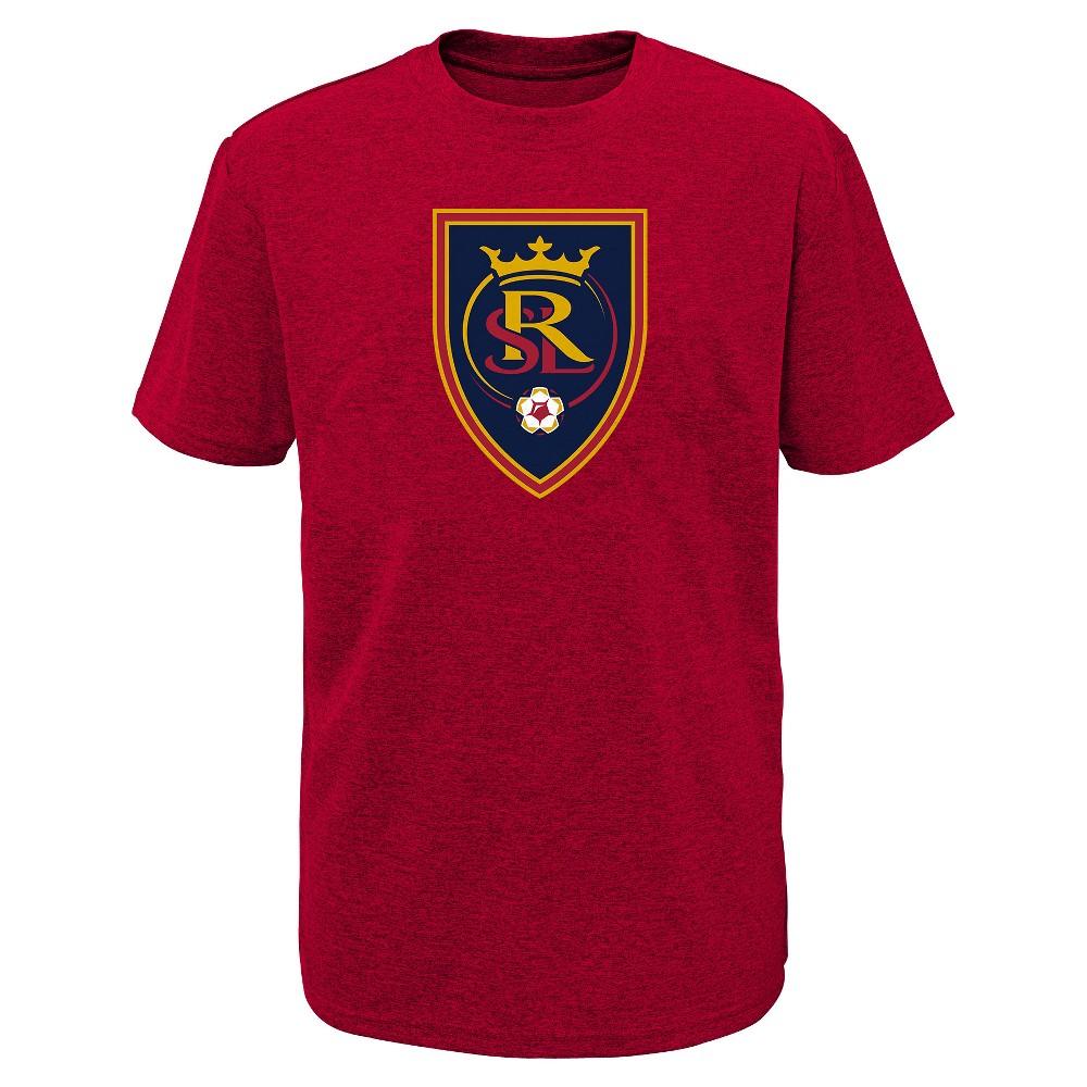 Mls Boys Poly T Shirt Real Salt Lake Xl