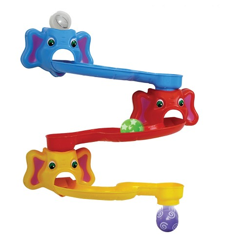 Edushape Rolliphant Slides Bath Toy - image 1 of 3