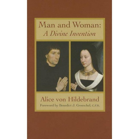 Man and Woman - by  Alice Von Hildebrand (Paperback) - image 1 of 1