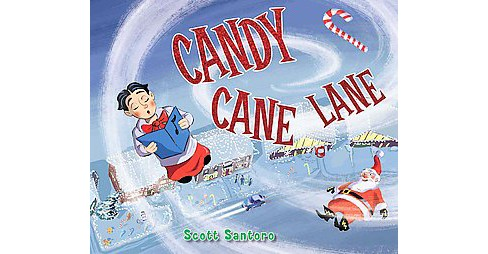 Candy Cane Lane (School And Library) (Scott Santoro) - image 1 of 1
