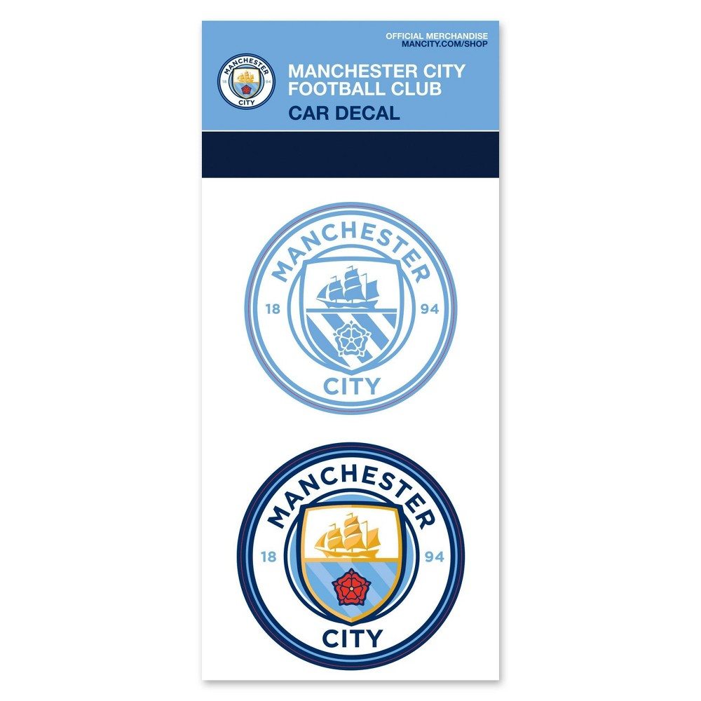 Fifa Manchester City F C Car Decals