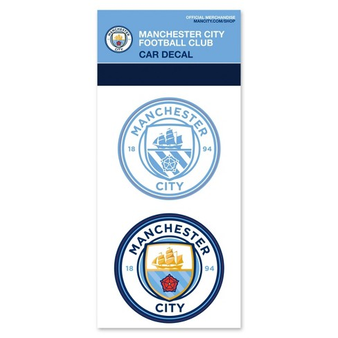FIFA Manchester City F.C. Car Decals - image 1 of 3