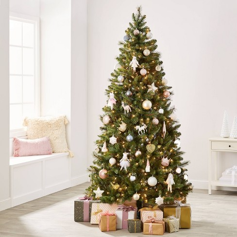 85pc Winter Blush Christmas Ornament Kit Wondershop Target