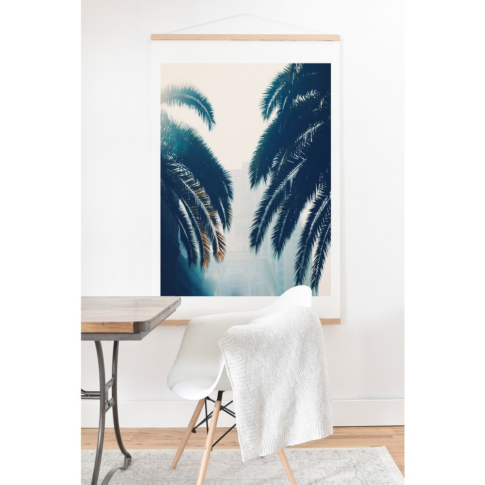 Chelsea Victoria California Blue Art Print and Hanger 40