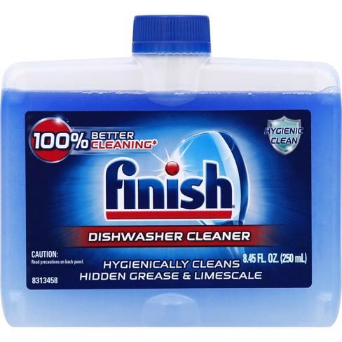 Finish Liquid Dishwasher Machine Cleaner - 8.45oz - image 1 of 4