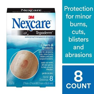 Bandages & Gauze: Nexcare Tegaderm