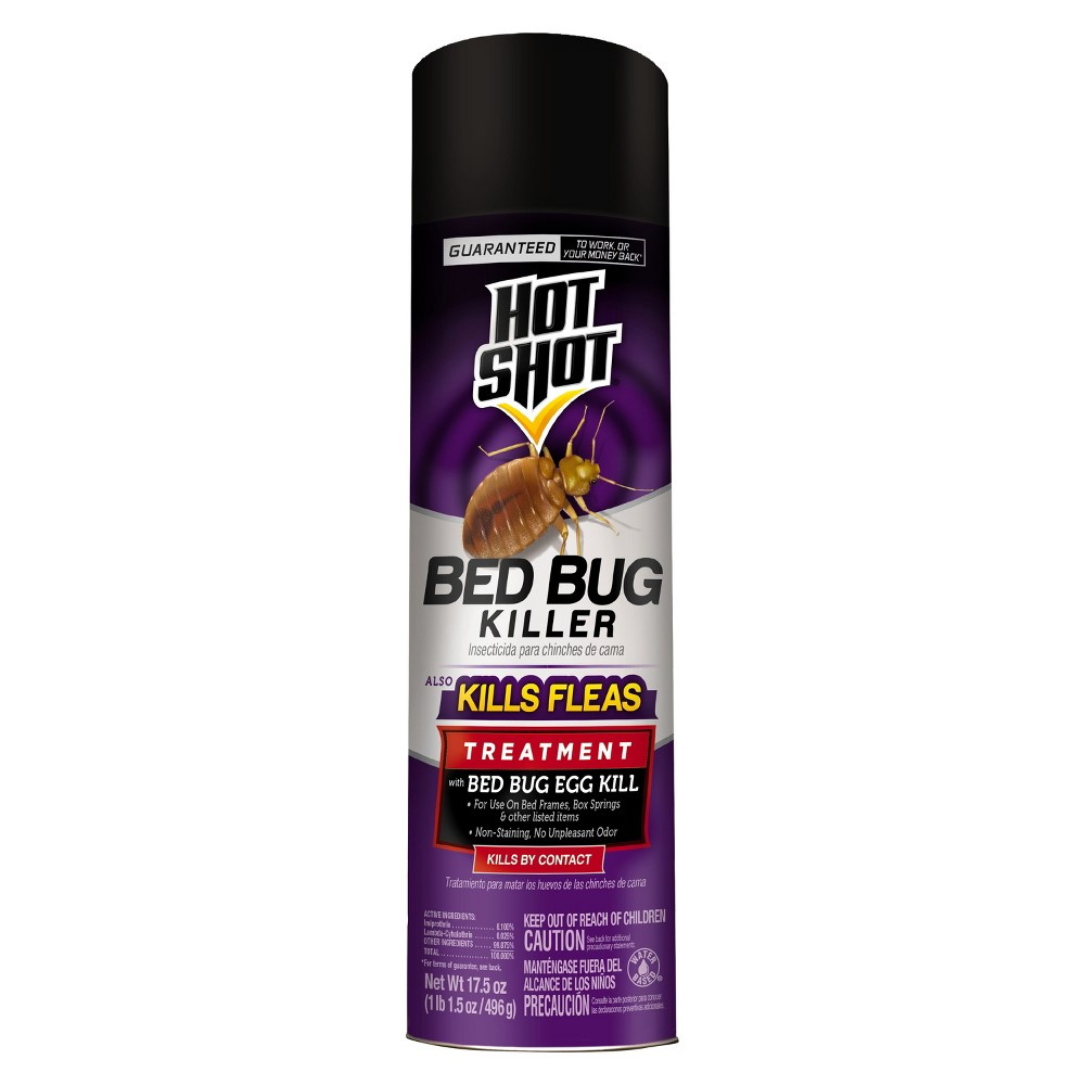 Image of 17.5oz Area Insecticides - Hot Shot