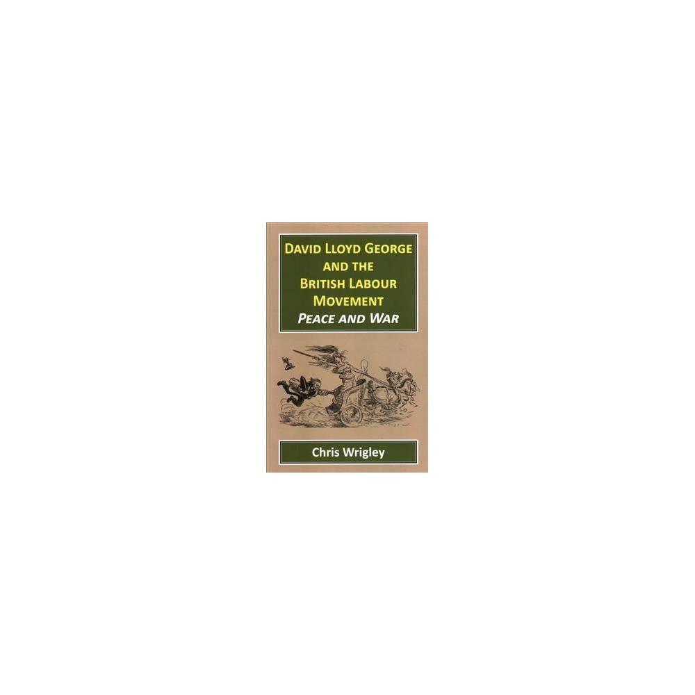 David Lloyd George British Labour Movement - by Chris Wrigley (Paperback)