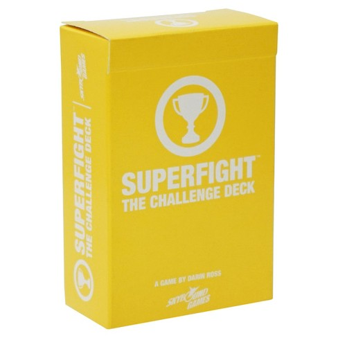Superfight Game: Yellow (Challenge) Deck - image 1 of 1