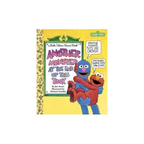 Another Monster at the End of This Book - (Little Golden Board Book) by  Jon Stone (Board_book) - image 1 of 1