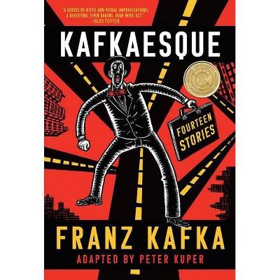 Kafkaesque - by  Franz Kafka (Paperback)