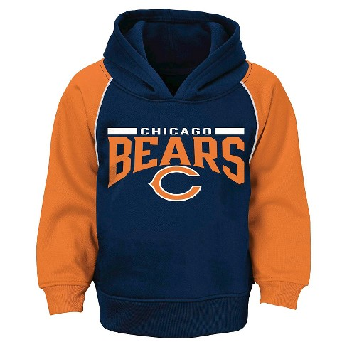 549b2a05 Chicago Bears Toddler/Infant Hoodie 3T : Target