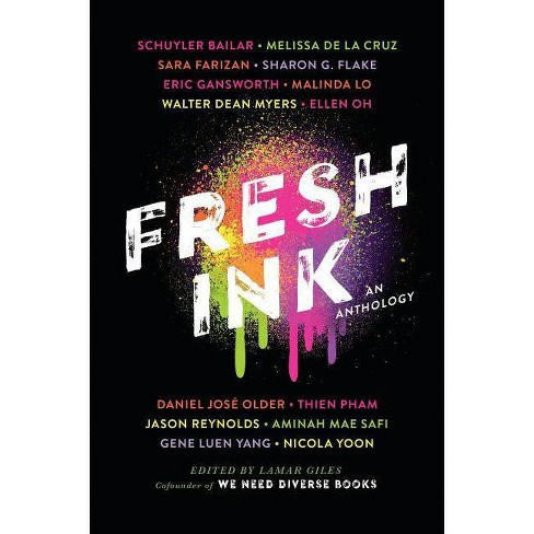 Fresh Ink - (Paperback) - image 1 of 1