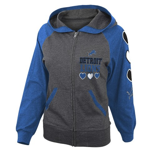 Detroit Lions Girls Sweatshirt - image 1 of 1