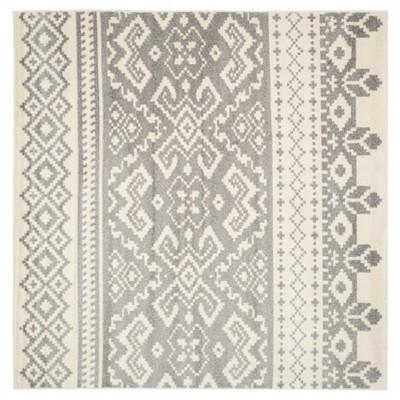 Adron Fair Isle Design Accent Rug - Safavieh