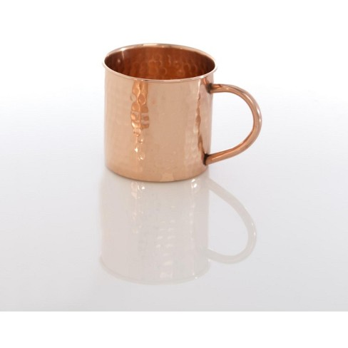 Boris Hammered Copper Mug - Shiraleah - image 1 of 1