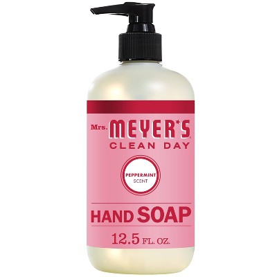 Mrs. Meyer's Clean Day Hand Soap - Peppermint - 12.5 fl oz