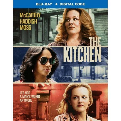 The Kitchen (Blu-ray) - image 1 of 1