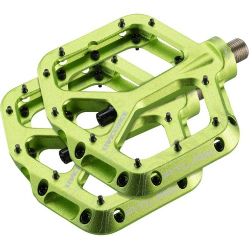 Race Face Atlas Platform Pedals 9/16-inch Green - image 1 of 1