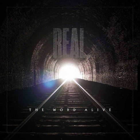 Word Alive (The) - Real (Slipcase) (CD) - image 1 of 1