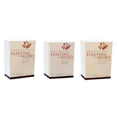 Feasting on the Word, Complete 12-Volume Set - (Paperback) - image 1 of 1